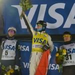 Deer Valley 2015 - Historic Podium